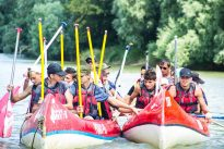 Спортивно-туристский водный лагерь поход «СЛАВЯНСКАЯ КРУГОСВЕТКА»
